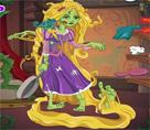 Rapunzel Zombi Laneti