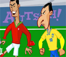 Ronaldo ve İbrahimovic