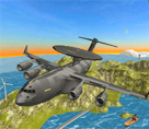 Savaş Uçağı Simülasyonu 3d