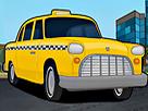 Şehirde Bir Taksi Sürücüsü