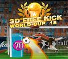 Serbest Vuruş Dünya Kupası 3d