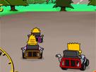 Simpsons Go Kart