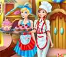 Sindirella ve Anna Pasta Dükkanı