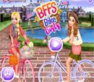 Sindirella ve Belle Bisikleti