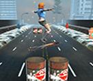 Skater Girl 3d