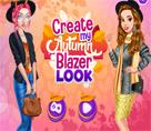 Sonbahar Blazer Ceket Tasarımı