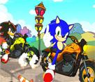 Sonic Motor Yarışı