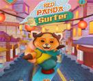 Sörfcü Panda 3d