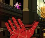 Spiderman Ağ Atma