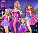 Süper Barbie ve Kardeşleri
