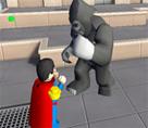 Süper Kahraman Lego 3d