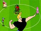Süper Kahramanlar Futbol Okulu