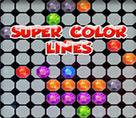 Süper Renkli Çizgiler