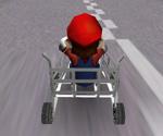 Süper Mario Go Gart