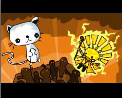 Kedi ve Güneş Kralı
