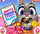Tavşan Judy Ağız Hastalığı