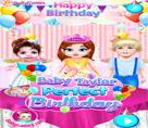 Taylor Bebek Doğum Günü Partisi