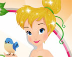Tinker Bell Ev Dekorasyonu