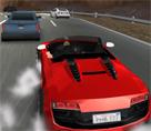 Trafikte Drift 3d