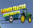Traktör Kargo Simülasyonu 3d