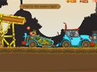 Traktörle Sebze Taşı