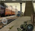 Tren Garında Çatışma