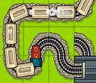 Tren Yolu Puzzle
