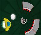 Tünelde Uzay Gemisi