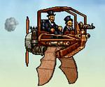 Uçan Kanatlı Savaşçı