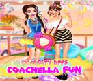 Ünlüler Coachella Eğlencesi