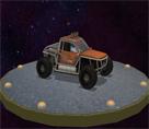 Uzay Arabası 3d