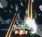 Uzay Savaş Simülasyonu