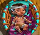 Yaralı Bebek Moana