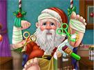 Yaralı Noel Baba