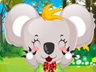 Yavru Koala Bakım İstiyor