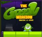 Yeşil Dev Mağarada