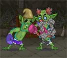 Yeşil Troll Boksu