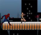 Zıplayan Spiderman