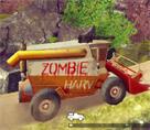 Zombi Parçalama Arabası 3d